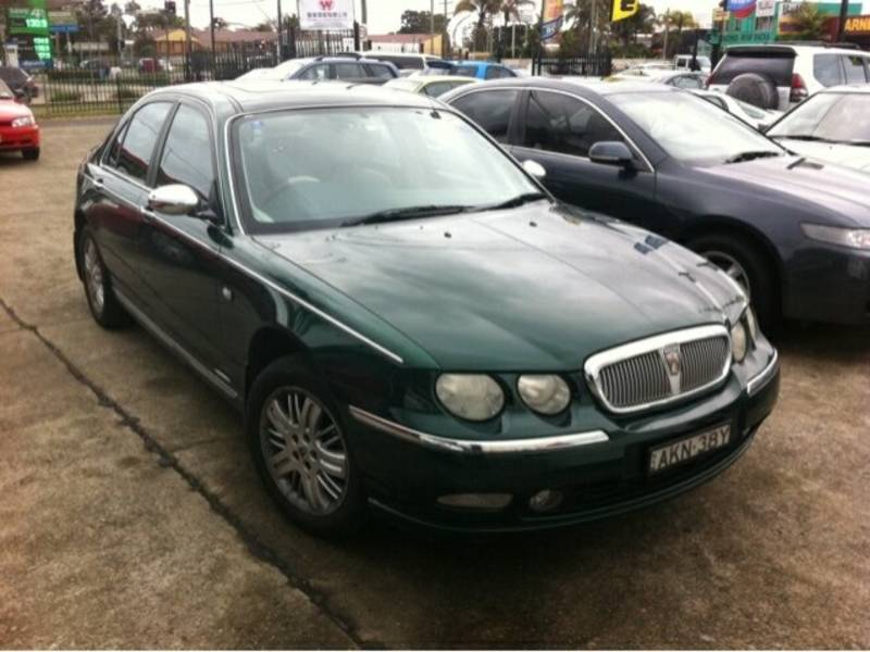 car for sale rover 75 2001 model see pictures and. Black Bedroom Furniture Sets. Home Design Ideas